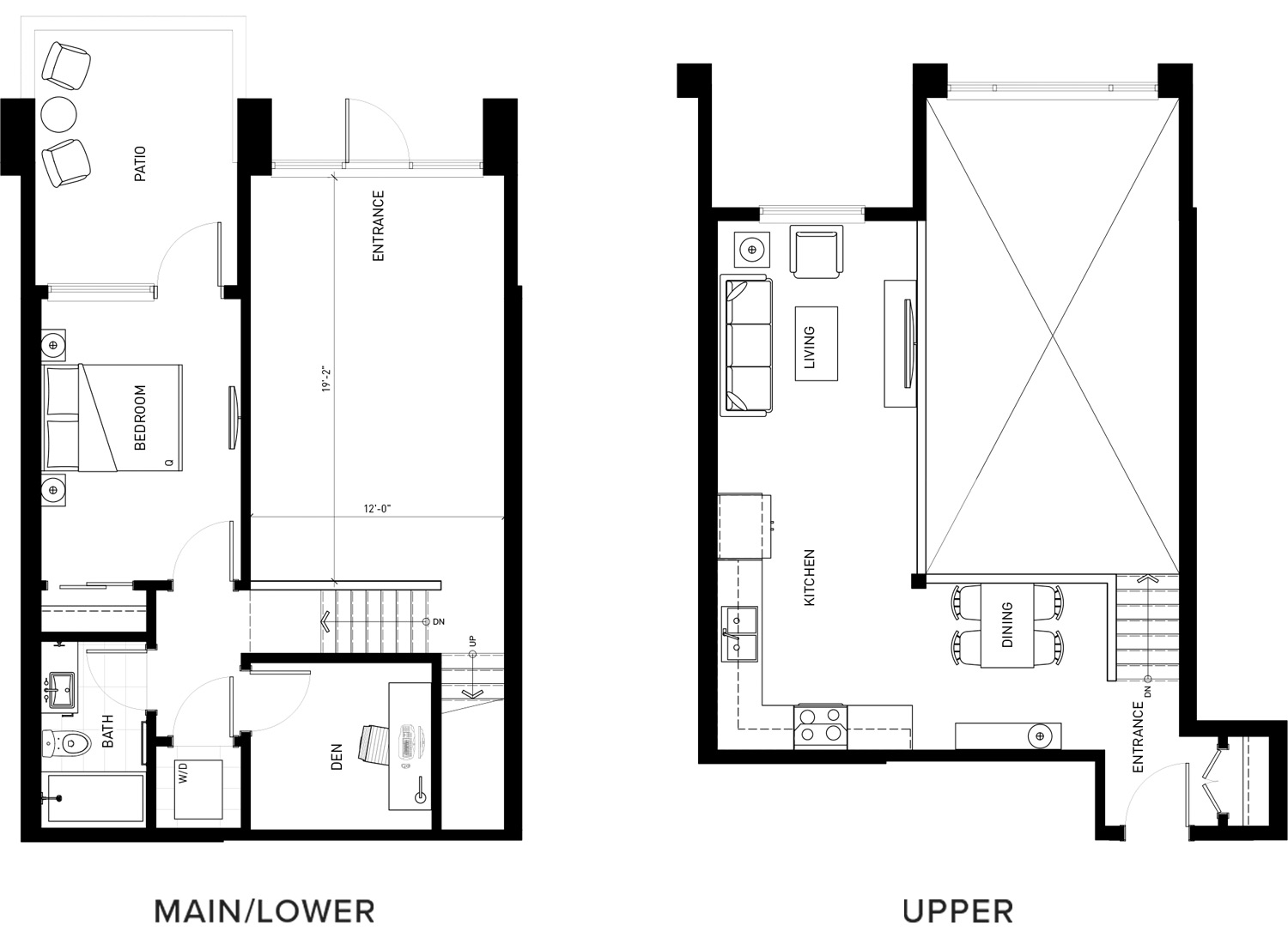 Plan 2 Floorplan