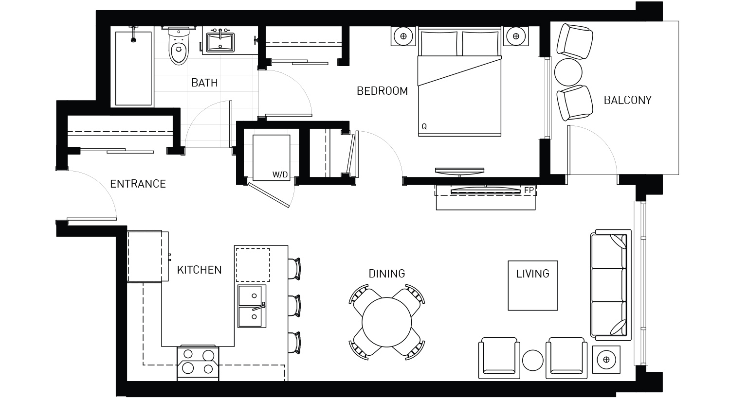 Plan C Floorplan