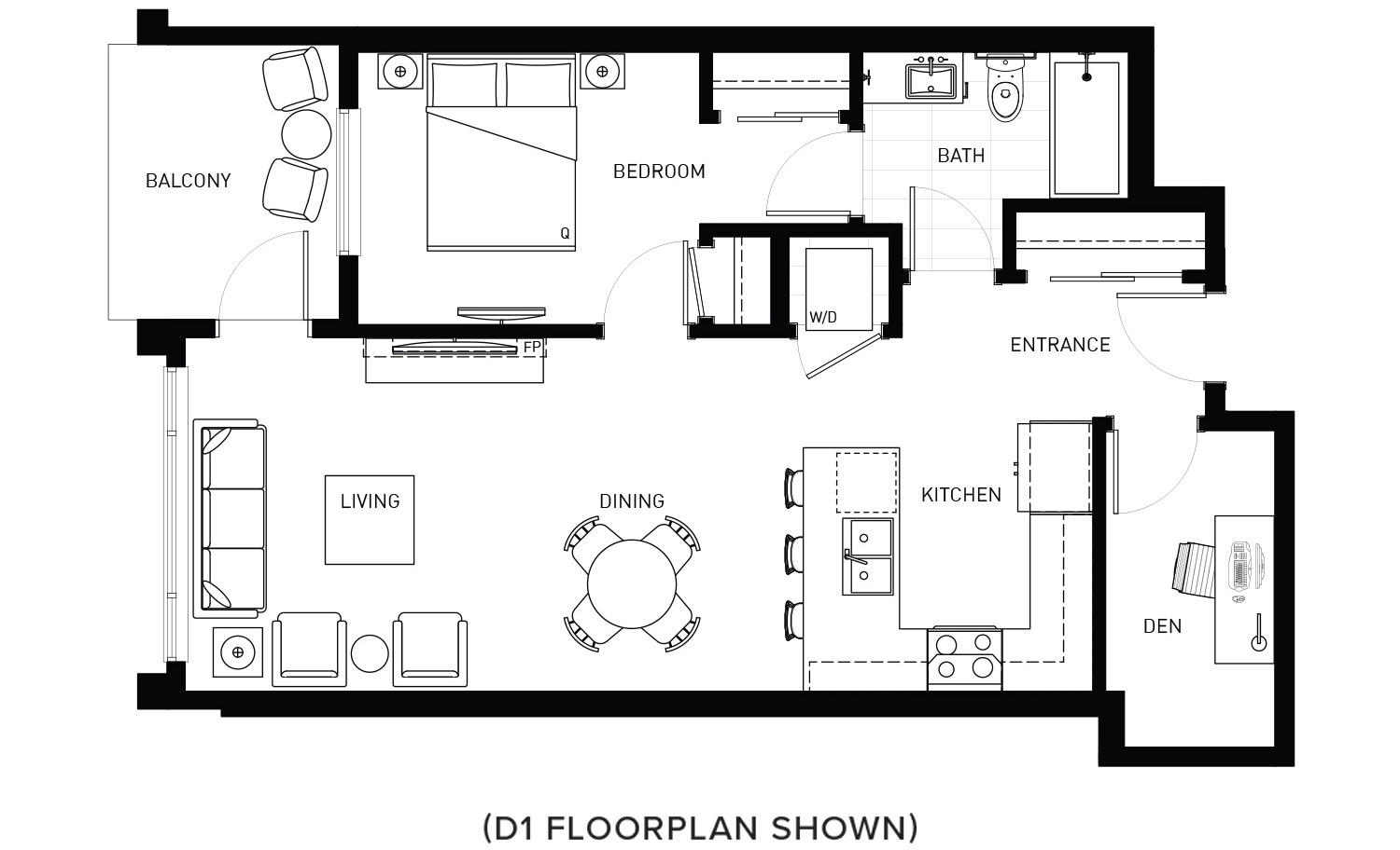 Plan D2 Floorplan